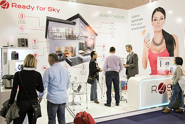 Ready for Sky at Ambiente 2015